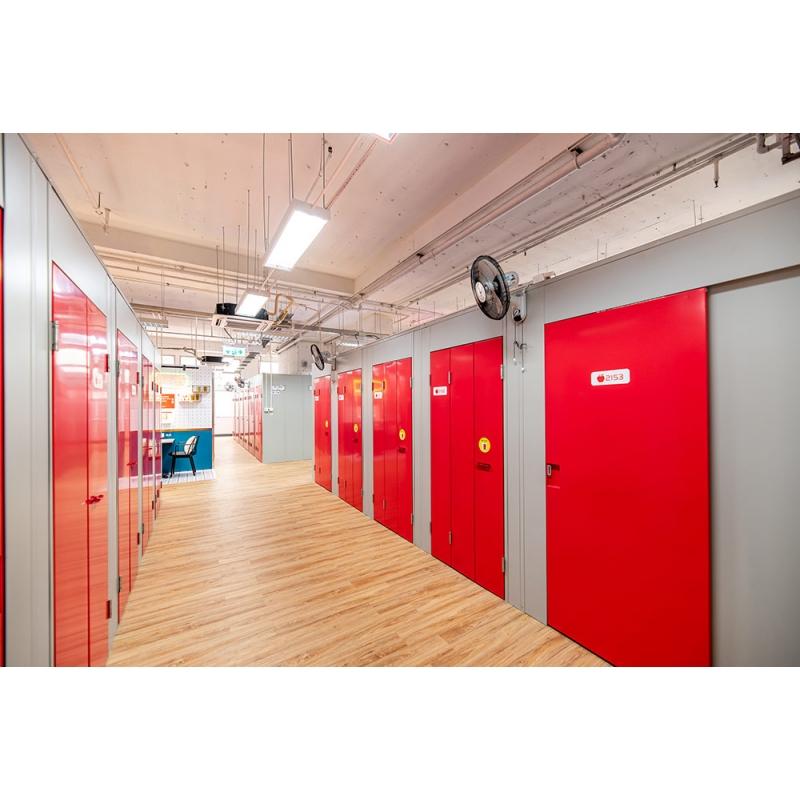 沙田 ‧ 42立方呎儲物櫃